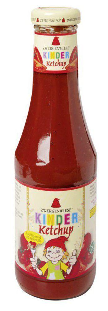 Zwergenwiese Kinder-Ketchup mit Apfelsüße 6x500ml