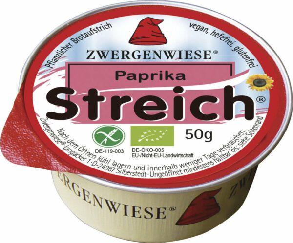 Zwergenwiese Kleiner Streich Paprika 12x50g