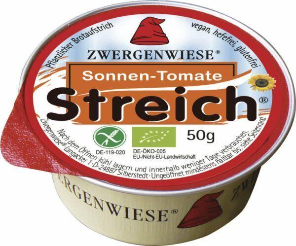 Zwergenwiese Kleiner Streich Sonnen-Tomate 12x50g