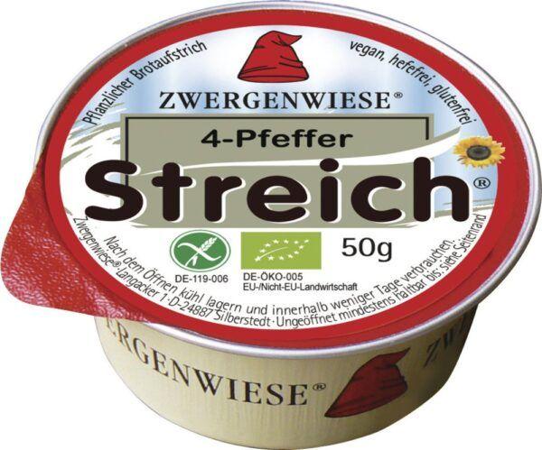 Zwergenwiese Kleiner Streich 4-Pfeffer 12x50g