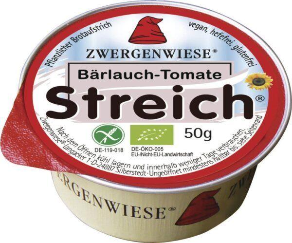 Zwergenwiese Kleiner Streich Bärlauch Tomate 12x50g