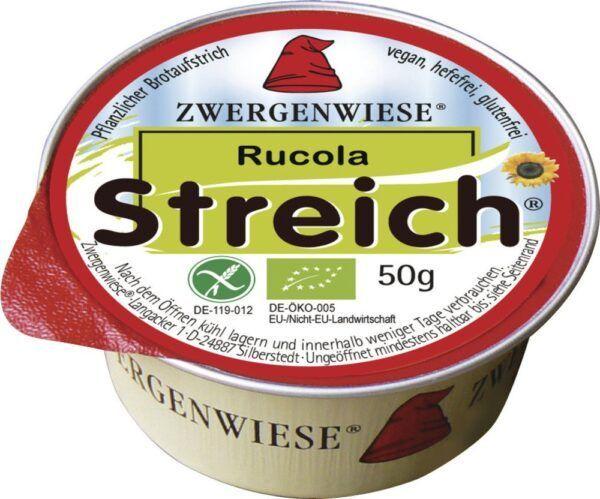 Zwergenwiese Kleiner Streich Rucola 12x50g