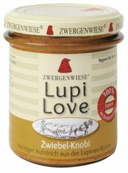 Zwergenwiese LupiLove Zwiebel-Knobi 6x165g