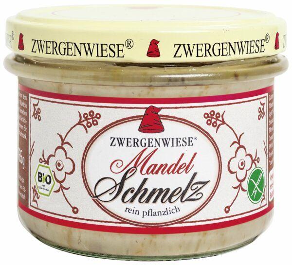 Zwergenwiese Mandelschmelz 6x165g