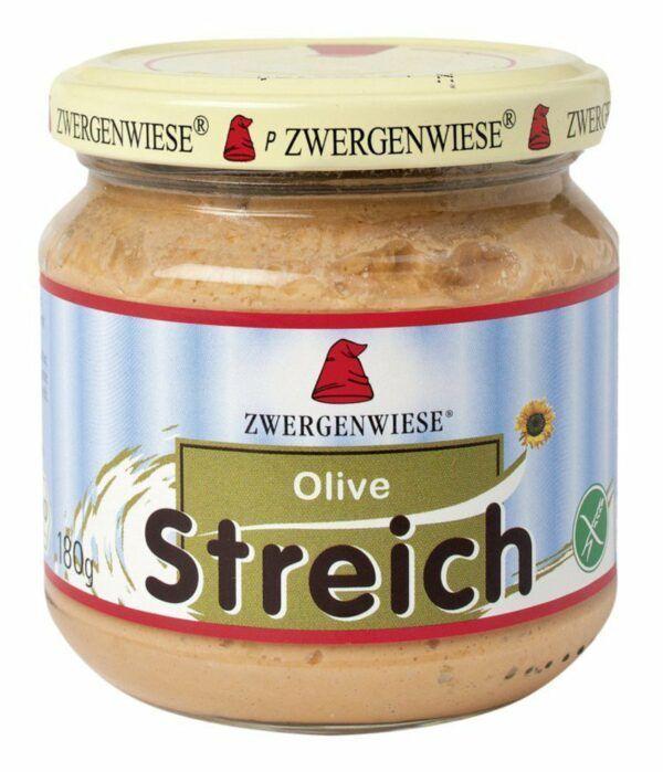 Zwergenwiese Olive Streich 6x180g