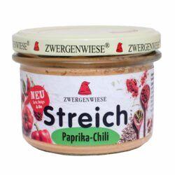 Zwergenwiese Paprika-Chili Streich 180g