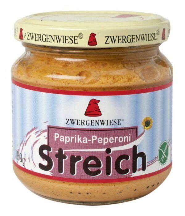 Zwergenwiese Paprika-Peperoni Streich 6x180g