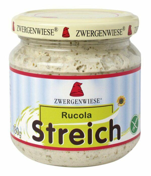 Zwergenwiese Rucola Streich 6x180g