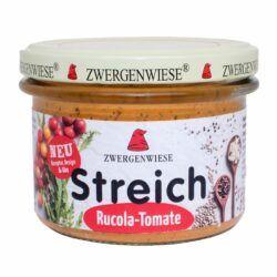 Zwergenwiese Rucola-Tomate Streich 180g