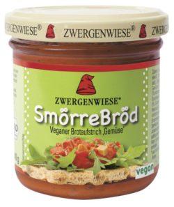 Zwergenwiese SmörreBröd Gemüse 6x140g