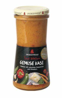Zwergenwiese Soul Kitchen Gemüse Käse 6x420ml