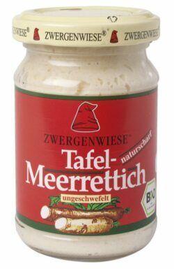 Zwergenwiese Tafel Meerrettich 6x90g