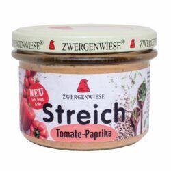 Zwergenwiese Tomate-Paprika Streich 180g