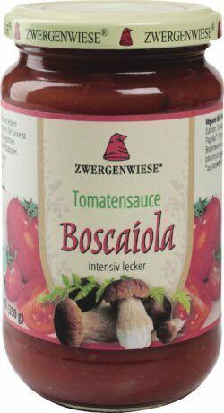 Zwergenwiese Tomatensauce Boscaiola 6x330ml