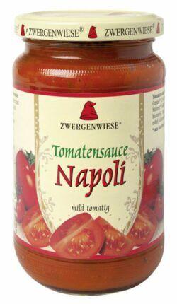 Zwergenwiese Tomatensauce Napoli 340ml