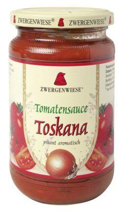 Zwergenwiese Tomatensauce Toskana 6x340ml