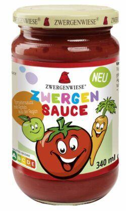 Zwergenwiese Zwergen Sauce 6x340ml