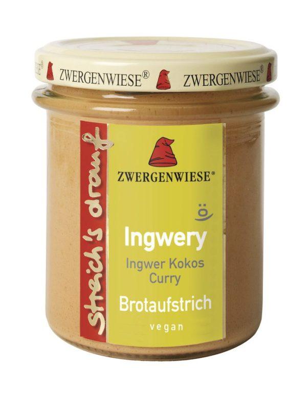 Zwergenwiese streich´s drauf Ingwery 6x160g