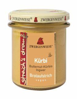 Zwergenwiese streich´s drauf Kürbi 6x160g