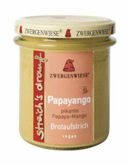 Zwergenwiese streich´s drauf Papayango 6x160g