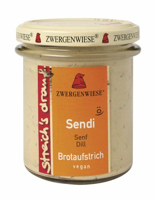 Zwergenwiese streich´s drauf Sendi 160g