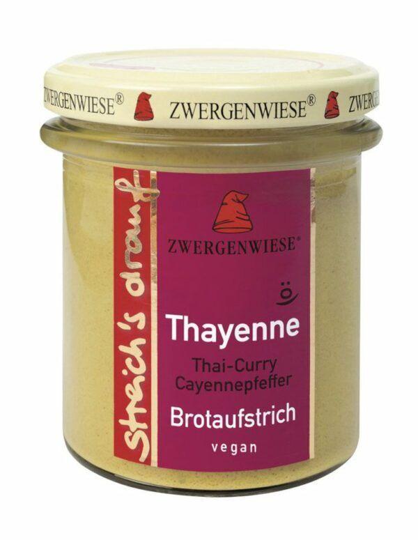 Zwergenwiese streich´s drauf Thayenne 6x160g