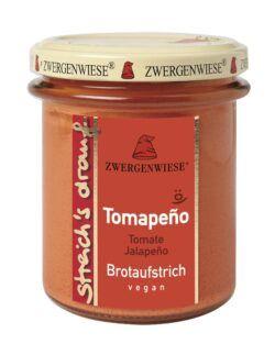 Zwergenwiese streich´s drauf Tomapeño 160g