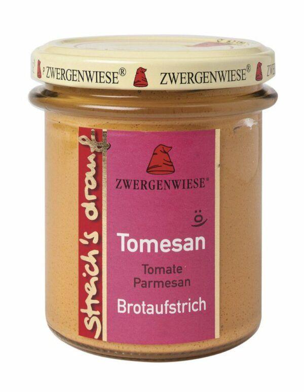 Zwergenwiese streich´s drauf Tomesan 6x160g