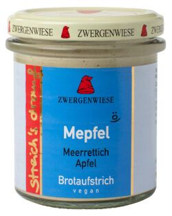 Zwergenwiese streich´s drauf Mepfel 160g