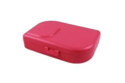 ajaa! Brotbox - pink 1Stück