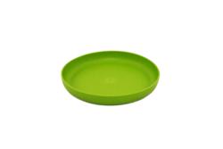 ajaa! Geschirr - Teller in lime 1Stück
