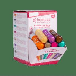 benecos Happy Lip Balm Box 09/2020 1Stück