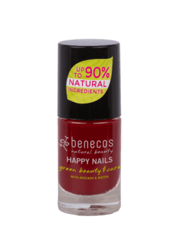 benecos Nail Polish cherry red 5ml