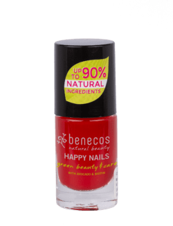 benecos Nail Polish vintage red 5ml