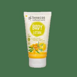 benecos Natural Body Lotion Sanddorn & Orange 150ml