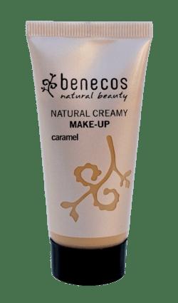 benecos Natural Creamy Make-up caramel 30ml