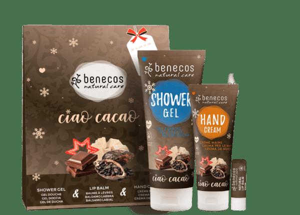 benecos Natural Geschenkset ciao cacao 1Stück