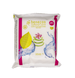 benecos Natural HAPPY Cleansing Wipes 1Stück