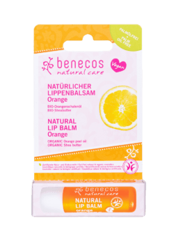 benecos Natural Lip Balm Orange 4,7g