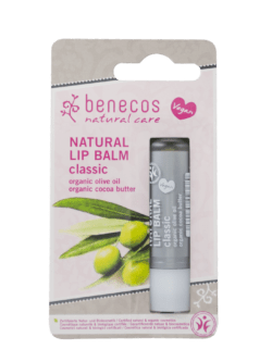 benecos Natural Lip Balm Classic 10x1Stück