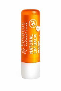 benecos Natural Lip Balm Orange 10x4,8g