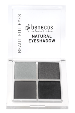 benecos Natural Quattro Eyeshadow smokey eyes 8g