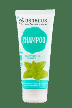 benecos Natural Shampoo Zitronenmelisse & Brennnessel 200ml