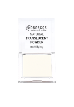benecos Natural Translucent Powder mission invisible 6,5g
