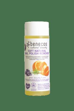 benecos Soft Natural Nail Polish Remover 125ml