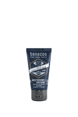 benecos for men only Face & After-Shave Balm 2in1 50ml