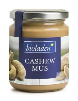 bioladen Cashewmus 6x250g