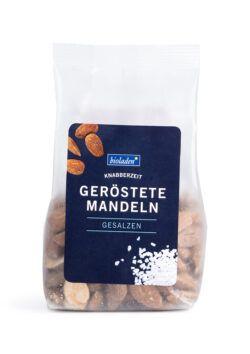 bioladen Geröstete Mandeln mit Salz 6x150g