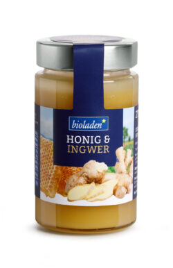 bioladen Honig & Ingwer 6x275g