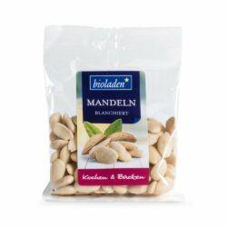 bioladen Mandeln, blanchiert 8x100g